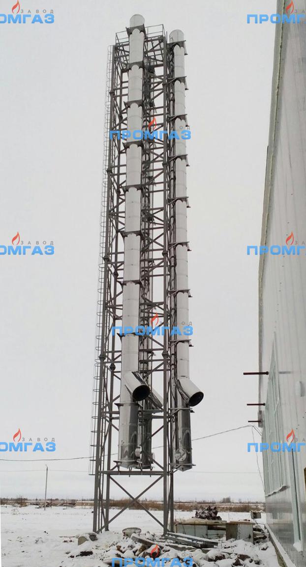 Неразъемные изолирующие соединения ИС-50 для газа